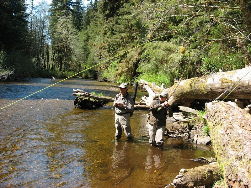 Destination classic casting adventures sitka alaska us for Sitka fishing lodges