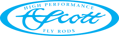 scott fly rod logo